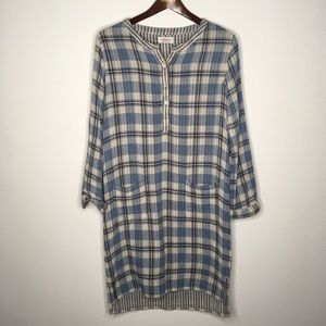 REVOLVE Velvet Nixie Long Sleeve Mini Dress Size L